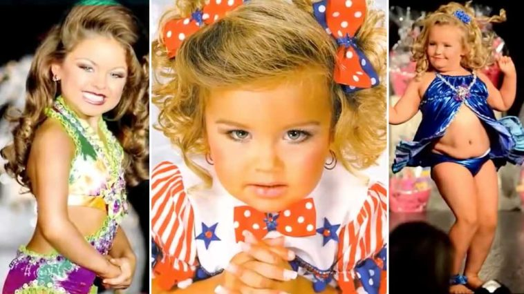 child beauty pageant photos
