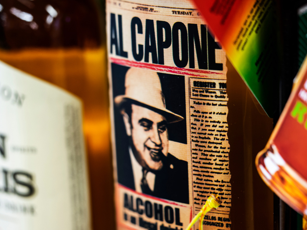 al capone and his battle with syphilis